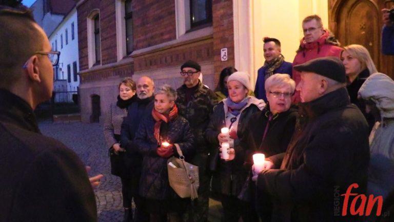 Solidarni z sędziami karanymi za niezawisłość (FOTO, WIDEO)