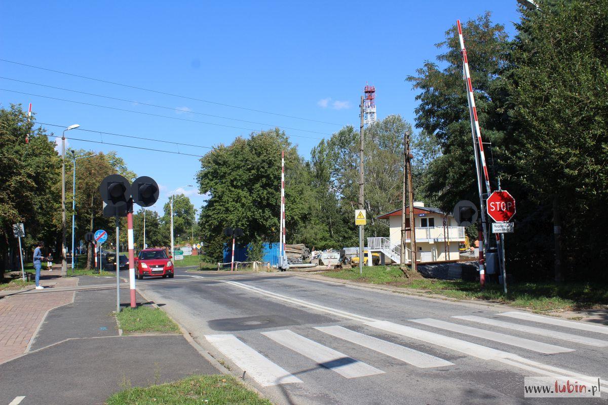 Zamkną przejazd na Skłodowskiej-Curie w Lubinie