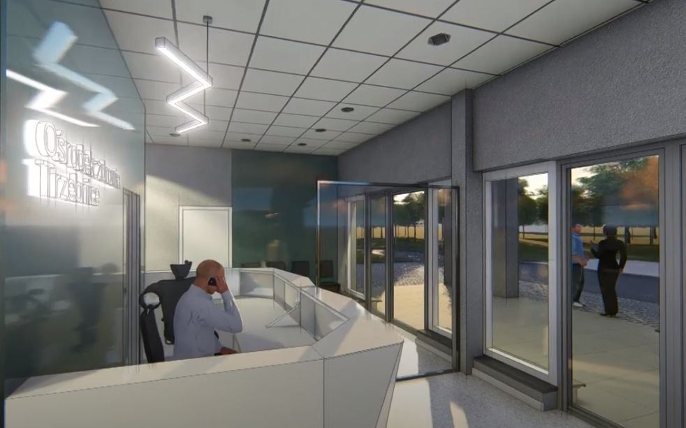 W gminie Chocianów powstaje nowy ośrodek zdrowia