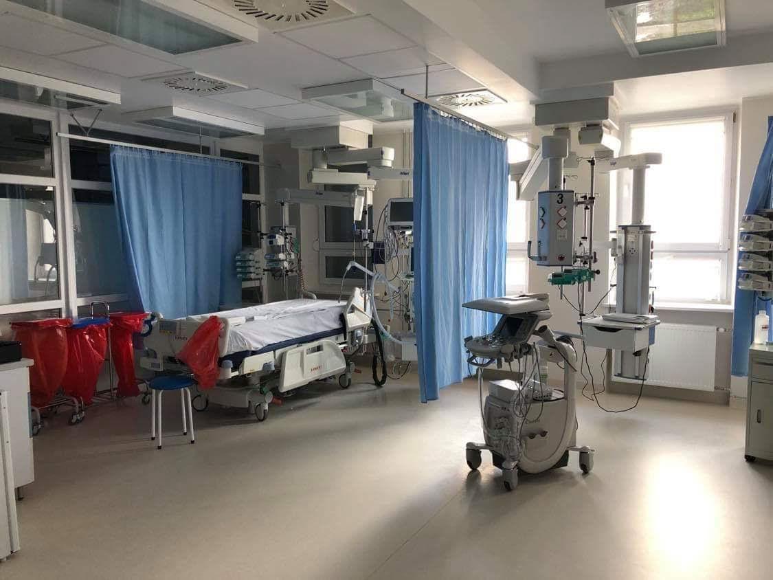 Samorządy zrzuciły się na respirator dla szpitala