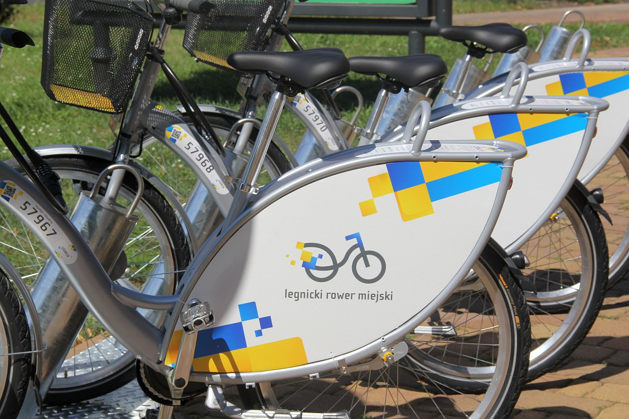 Legniccy urzędnicy pytają rowerzystów (WIDEO)