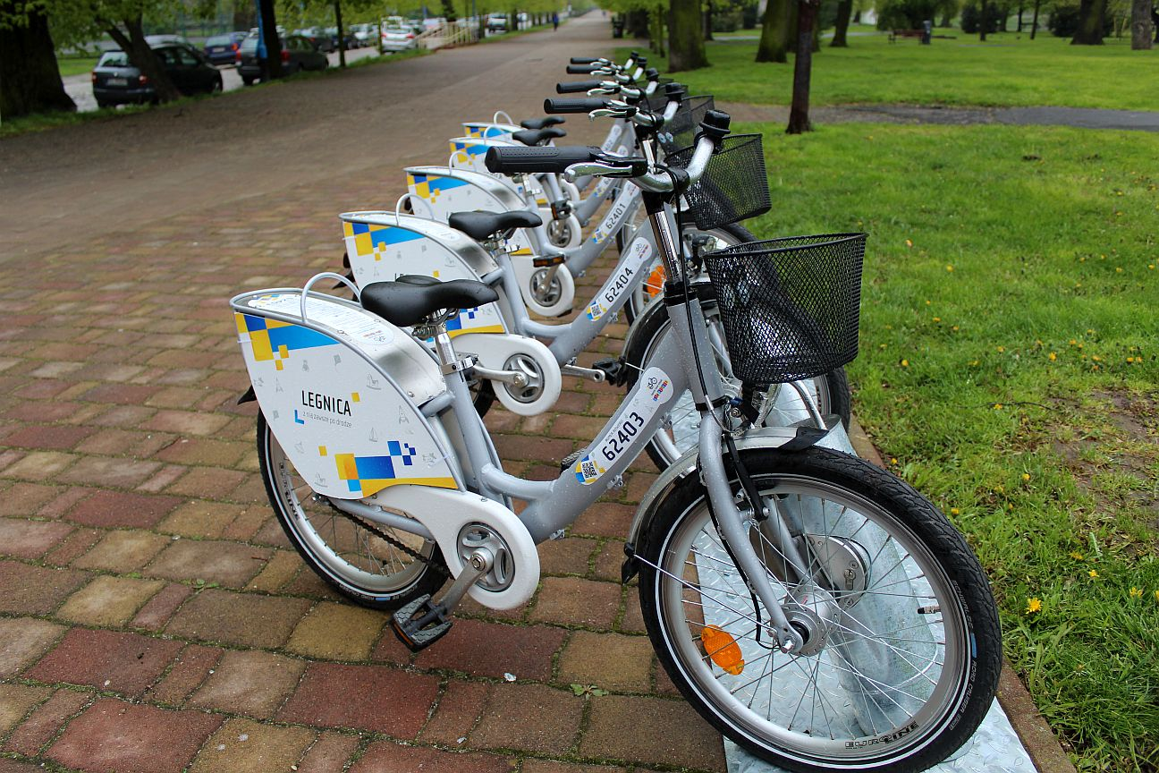 Kto zajmie się miejskimi rowerami?