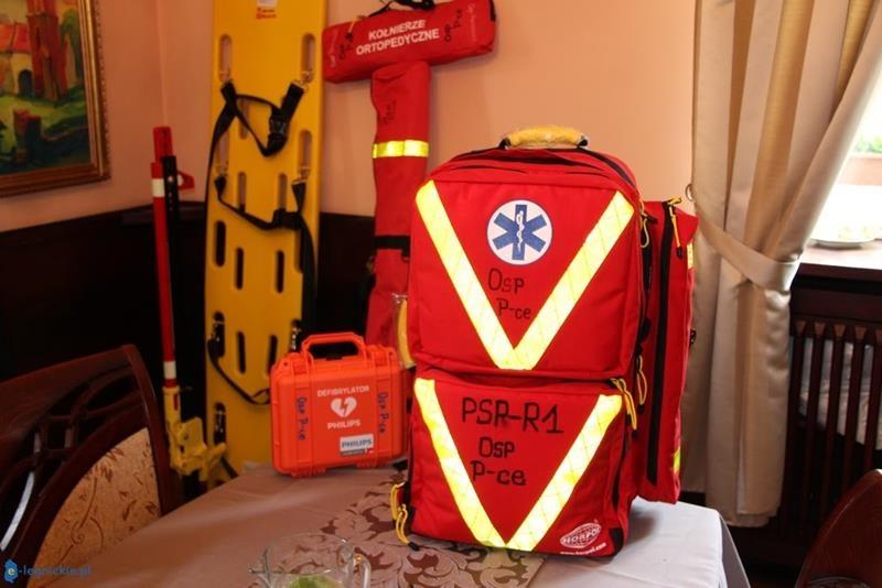 Prochowiccy strażacy z nowym sprzętem