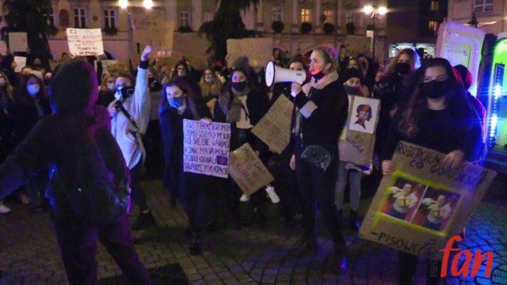 Jaworzanki zaprotestowały (FOTO, WIDEO)