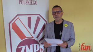 Stanisław Mazurek, prezes jaworskiego zarządu ZNP