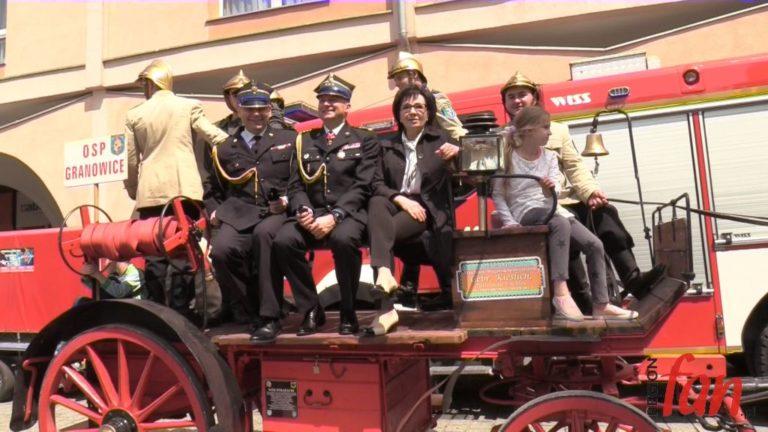 Strażacy świętowali (FOTO, WIDEO)