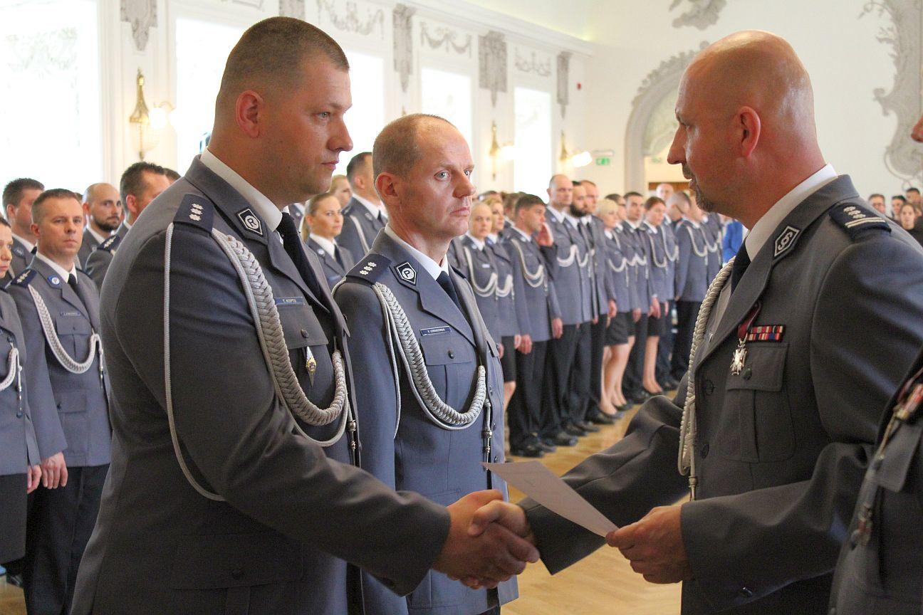 Święto policji w Legnicy (FOTO)