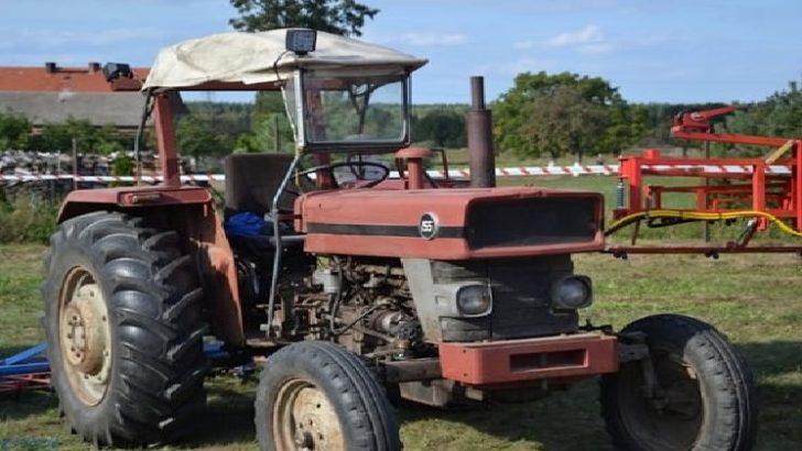 Pomóżmy rolnikowi, któremu ukradli traktor
