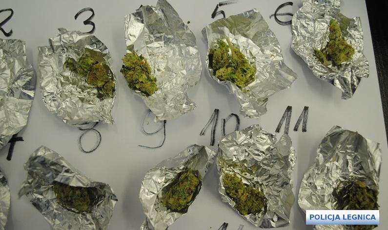 26-latka handlowała narkotykami