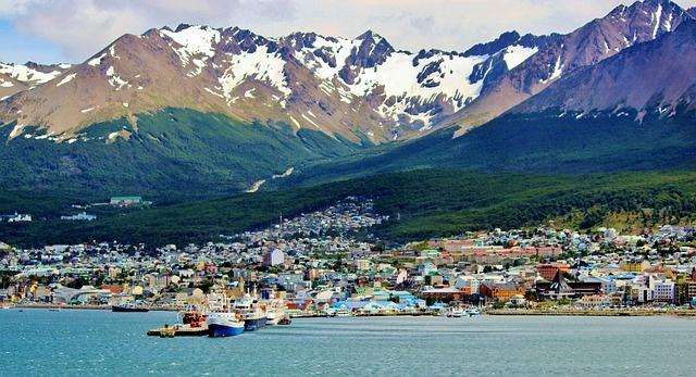 W podróż do Patagonii