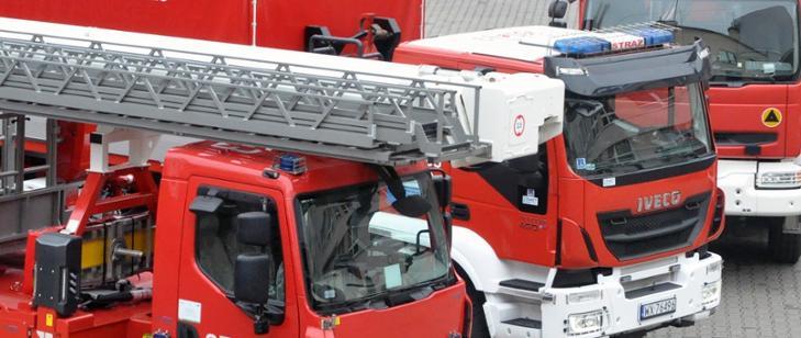 Będą nowe wozy dla strażaków-ochotników