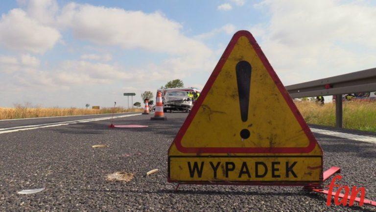 Autostrada A4: 10 aut w rowie. Będą utrudnienia