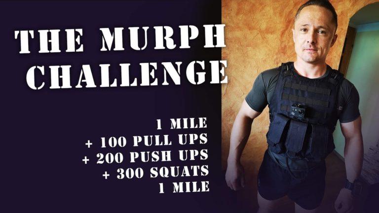 Murph Challenge, pamiętaj o weteranach!