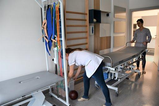 Zakład Opiekuńczo – Leczniczy w Polkowicach przyjmie pierwszych pacjentów